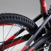 Vélo de montagne ST 520 P gris 27,5