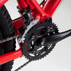 "MTB ROCKRIDER 540 S 27.5"" Shimano Altus 3x9-speed full suspension mountainbike"