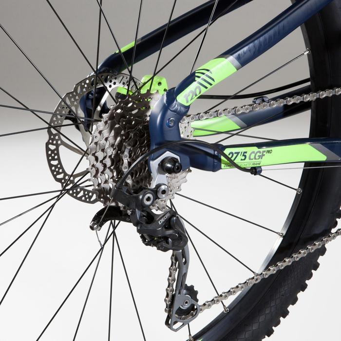 """Mountainbike ST 560S MTB 27,5"""" dunkelblau"""