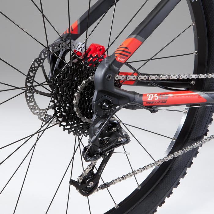 """Mountainbike ST560 MTB 27,5"""" schwarz"""