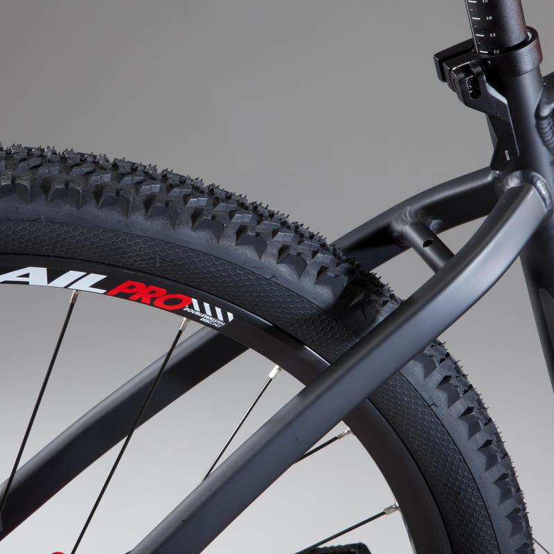 "Bicicleta MTB 560 Negro 27,5"" ROCKRIDER"