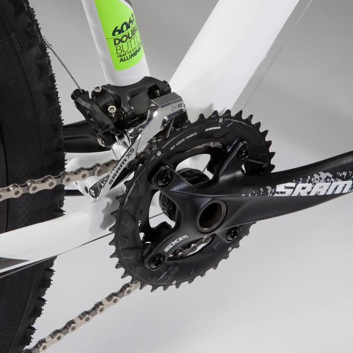 """Mountainbike ST560 MTB 27,5"""" weiß"""