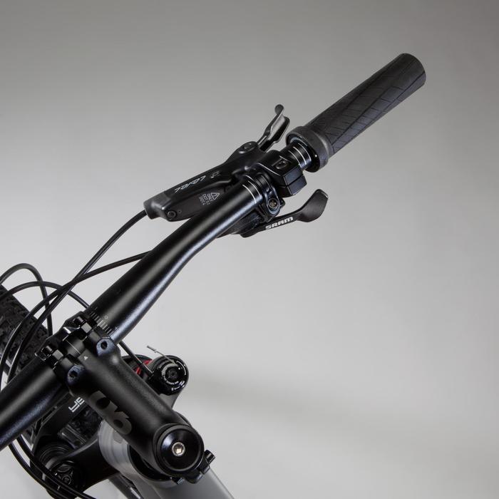 MTB Rockrider 920 grijs/limoen 27.5 inch
