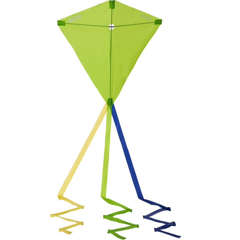 STUNT KITE & ACCESSORIES Kiting - MFK 100 Kite - Green ORAO - Sports