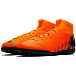 Zapatillas de fútbol sala júnior Mercurial Superfly club naranja