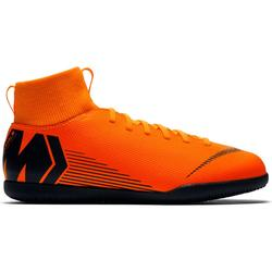 Chaussure de futsal enfant Mercurial Superfly club sala orange
