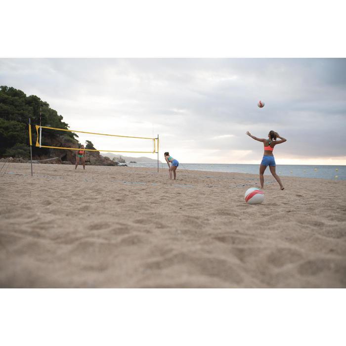 Filet de beach-volley BV700 jaune - 1348188