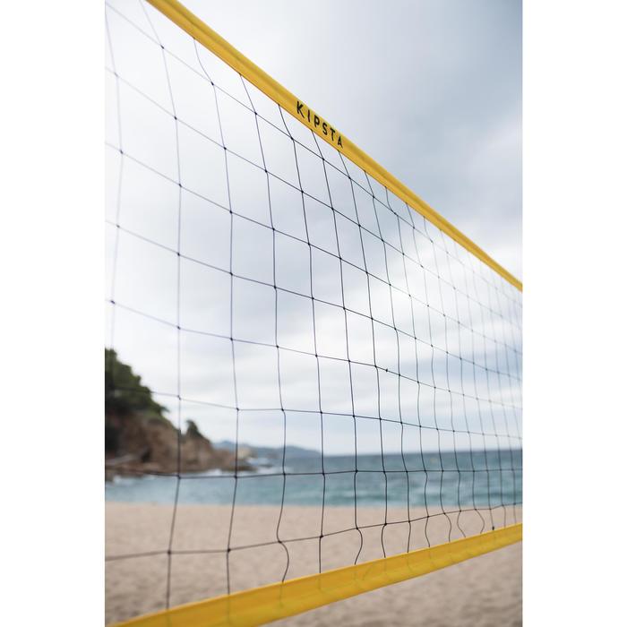 Filet de beach-volley BV700 jaune - 1348205