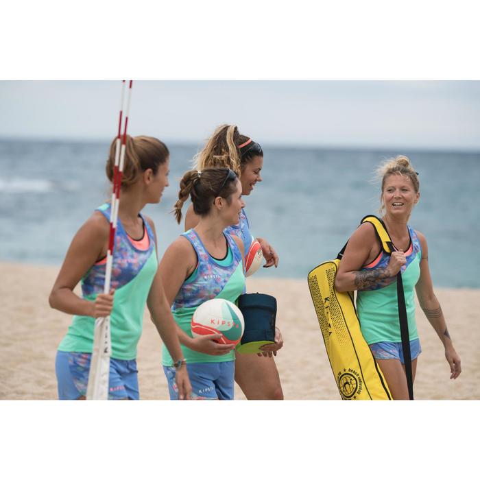 Filet de beach-volley BV700 jaune - 1348218