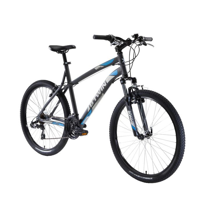 mountainbike 26 rockrider 340 alu b 39 twin decathlon. Black Bedroom Furniture Sets. Home Design Ideas