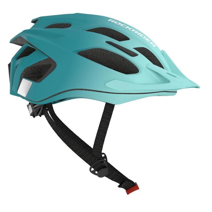 500 Mountain Biking Helmet - Black - 1348310