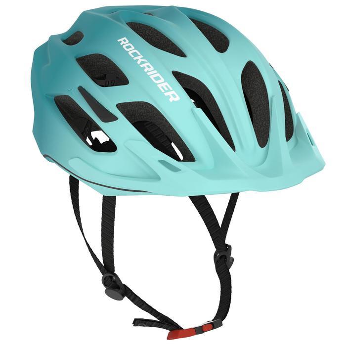 MTB-helm ST 500 blauw dames
