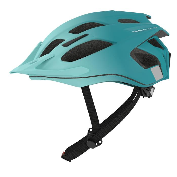 500 Mountain Biking Helmet - Black - 1348313