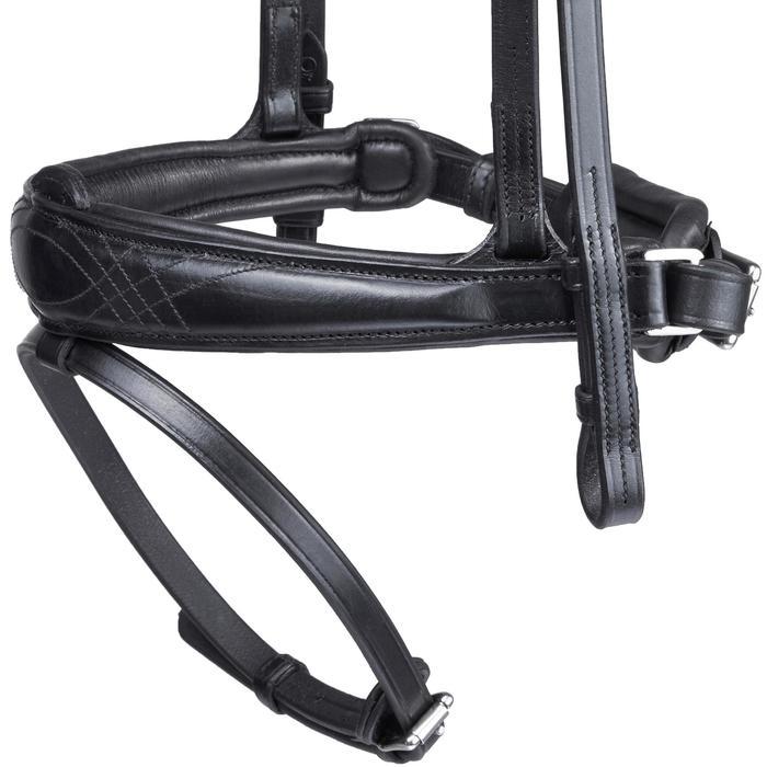Trense PULL BACK Pferd schwarz