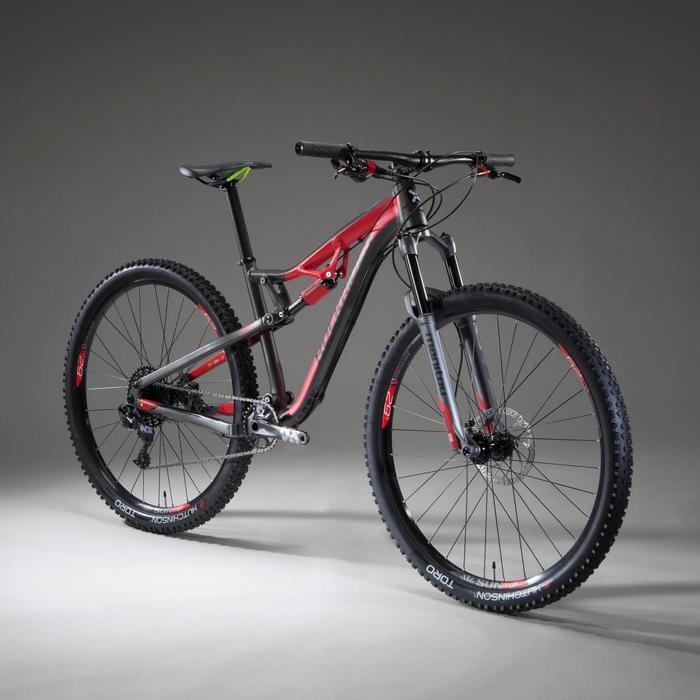 """VTT XC 100 S 29"""" noir et rouge - 1348472"""