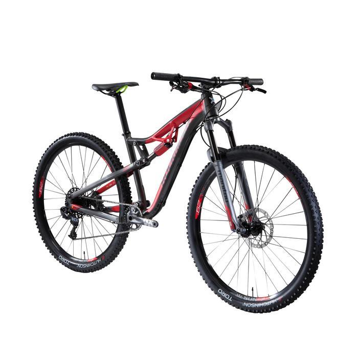 """VTT XC 100 S 29"""" noir et rouge - 1348474"""