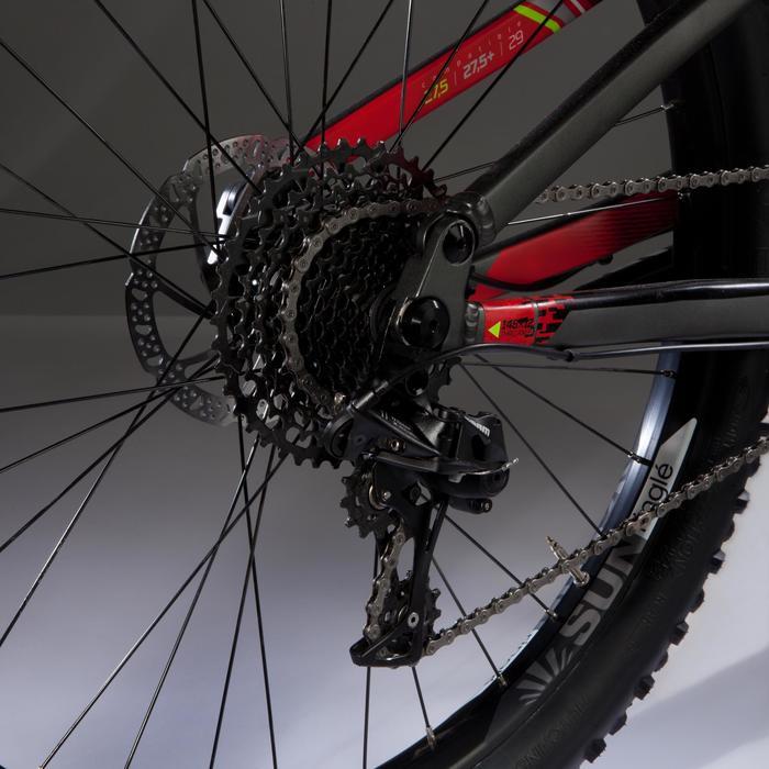 """VTT XC 100 S 27,5"""" noir et rouge - 1348481"""
