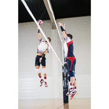 Kniebeschermers volleybal V500 marineblauw