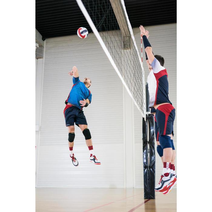 Genouillères de volley-ball V900 blanches - 1348712