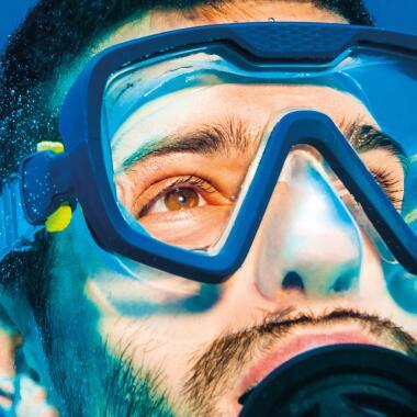 Hoe kies je een duikbril?