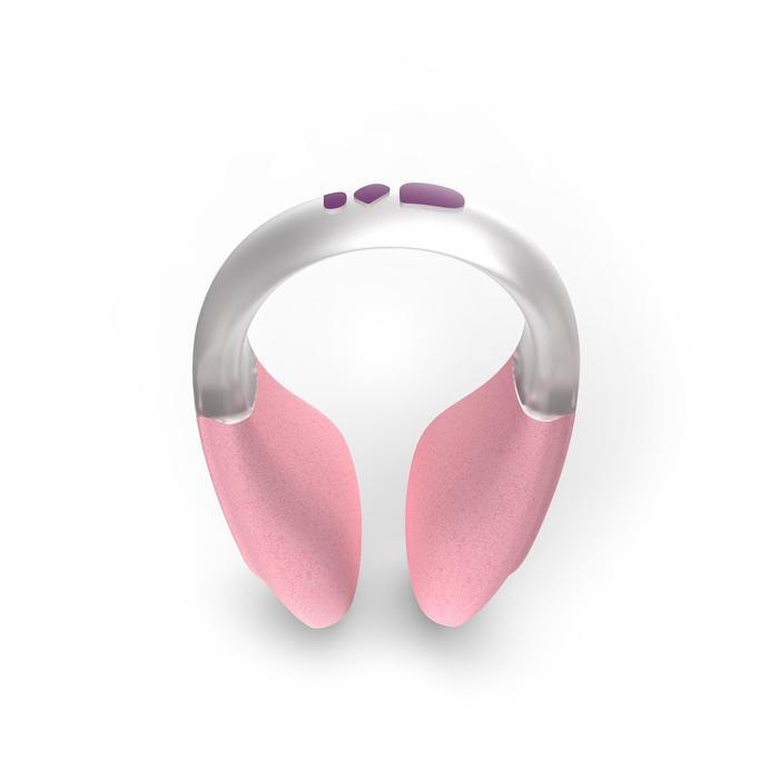Nasenklammer schwimmfähig rosa