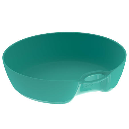 MH100 Plastic Hiking Campsite Soup Plate (0.5 L)