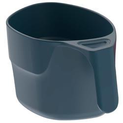 登山露營塑膠杯MH100 0.25 L-藍色