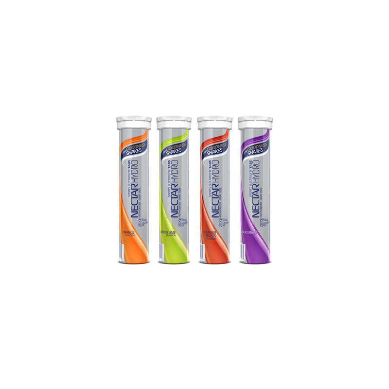 HYDRATION & BEFORE Supplements - Nectar Hydro Tablets FOR GOODNESS SHAKES - Nutrition and Body Care