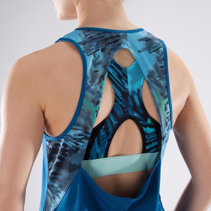Débardeur fitness cardio femme 500 Domyos - 1349209