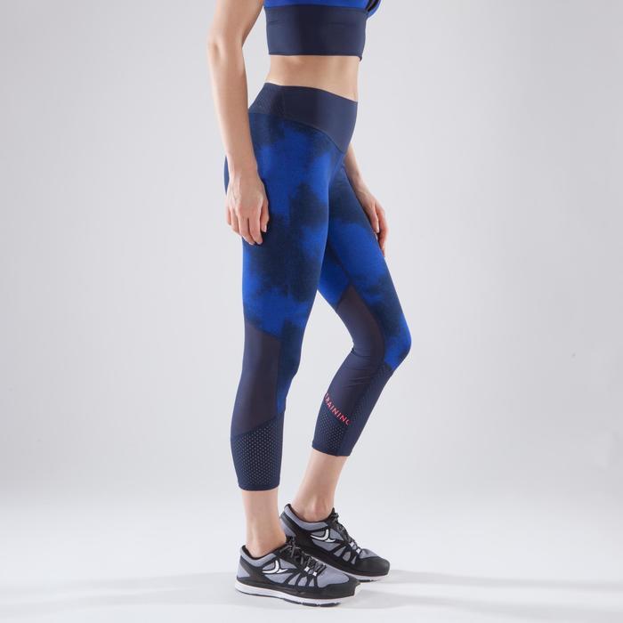 Legging 7/8 fitness cardio-training femme 900 - 1349210