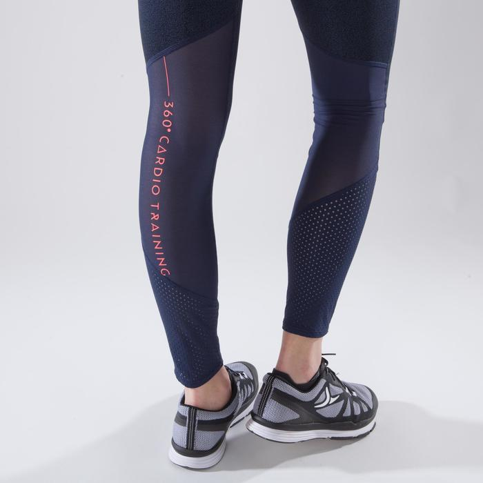 Legging fitness cardio-training femme 900 - 1349258