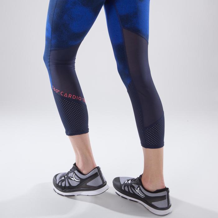 Legging 7/8 fitness cardio-training femme 900 - 1349259