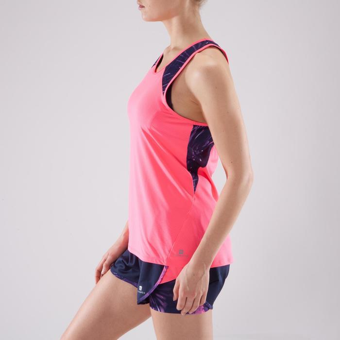 Débardeur fitness cardio femme 500 Domyos - 1349267