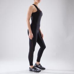 Jumpsuit FJU 900 Fitness Cardio Damen schwarz
