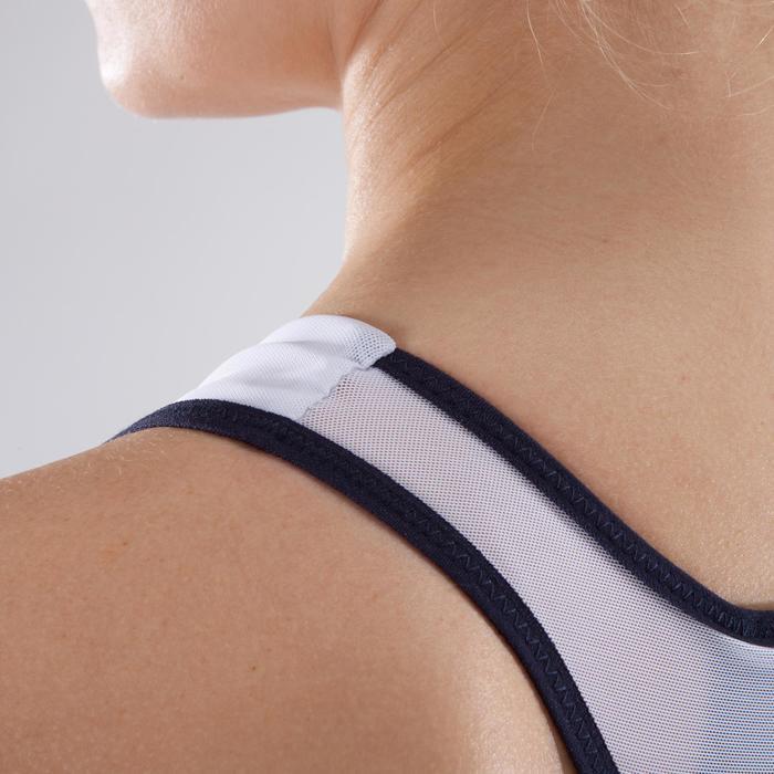 Brassière fitness cardio-training femme noire 900 - 1349284