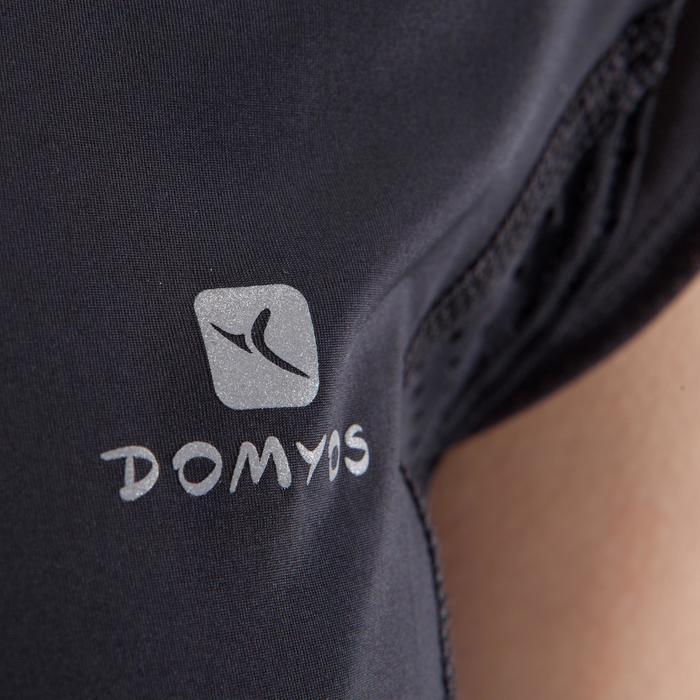 T-Shirt FTS 900 Fitness Cardio Damen schwarz