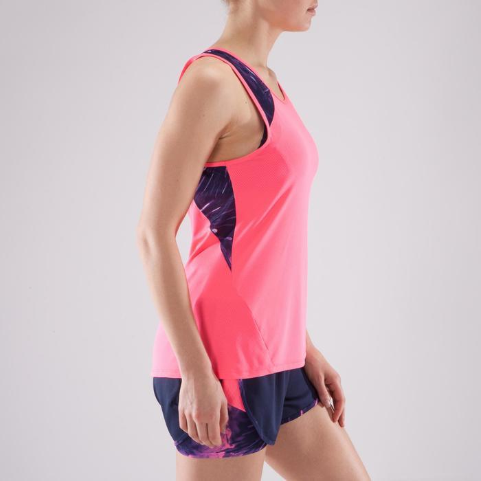 Débardeur fitness cardio femme 500 Domyos - 1349303