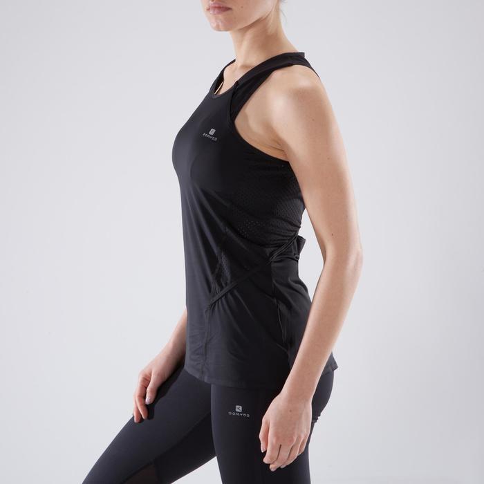 Débardeur fitness cardio femme 900 Domyos - 1349306
