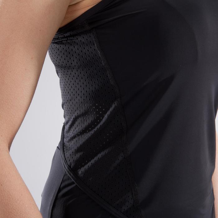 Débardeur fitness cardio femme 900 Domyos - 1349315