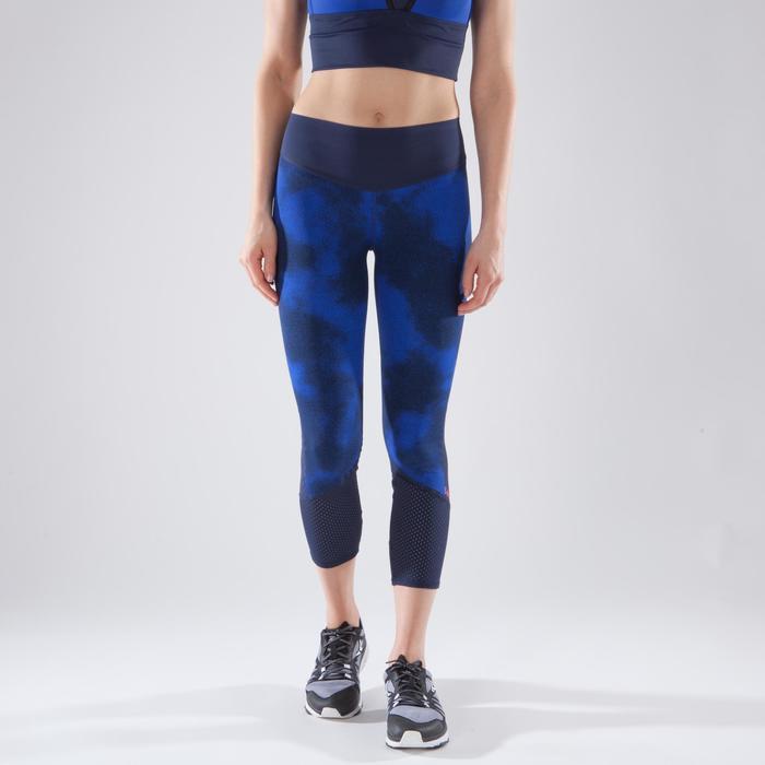 Legging 7/8 fitness cardio-training femme 900 - 1349348