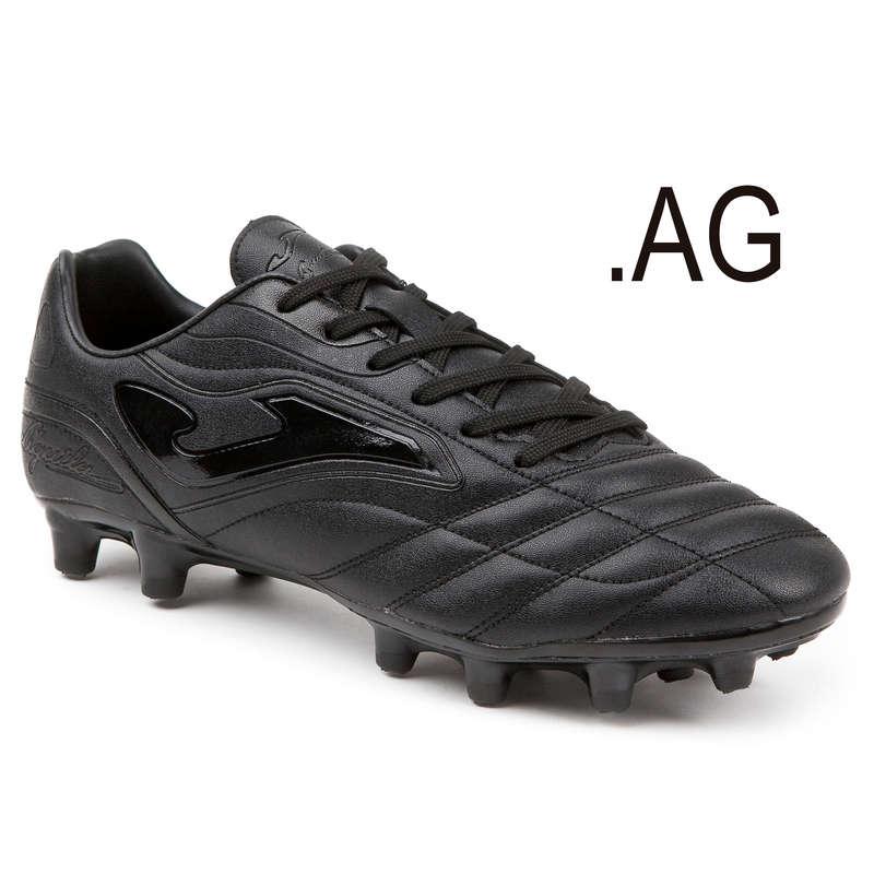 Scarpe Adulto terreni secchi Sport di squadra - Scarpe calcio Aguila AG nere JOMA - Scarpe calcio