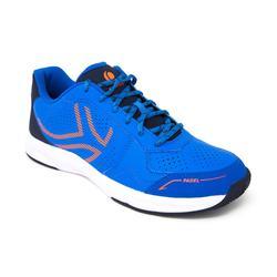 Zapatillas de Pádel Artengo PS830 Adulto Azul Naranja