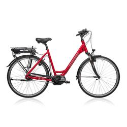 "E-Bike 28"" Riverside City Nexus 8 RT Active 400Wh rot"