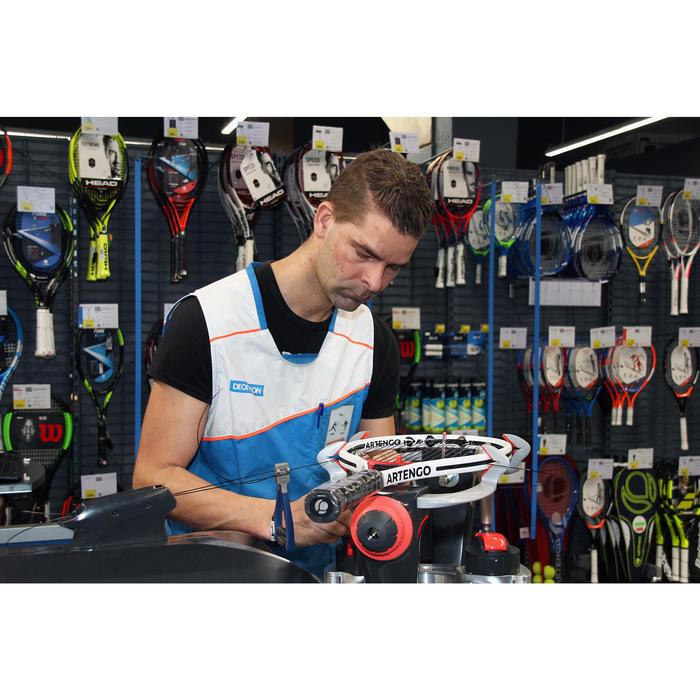 Aanbrengen grip en accessoires voor tennis