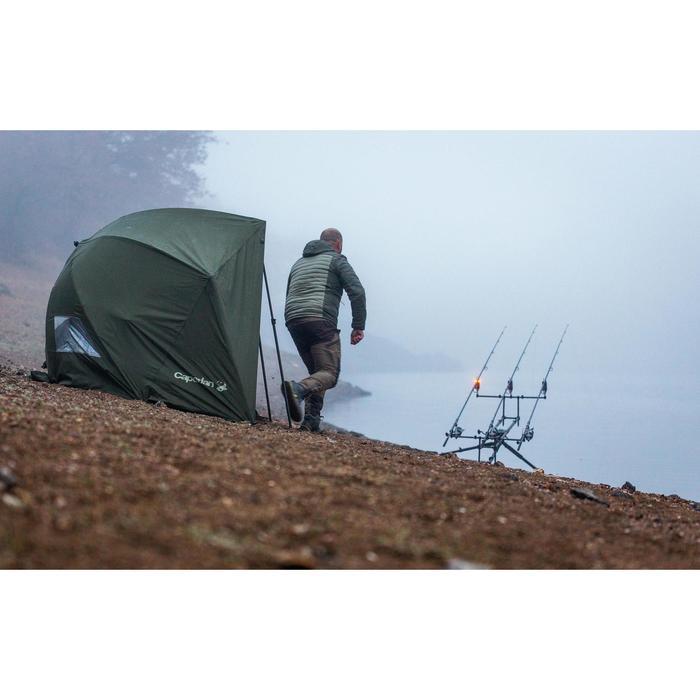 Bivouac pêche de la carpe CARP BROLLY