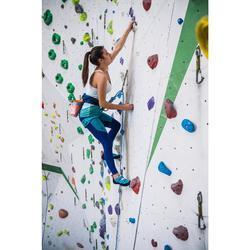 Kletterschuhe Rock+ Erwachsene türkis