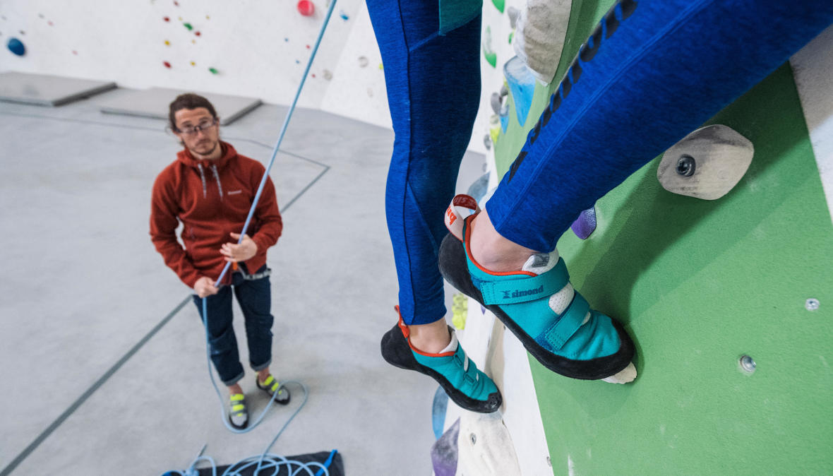 Vilka klätterskor är bäst för nybörjare?