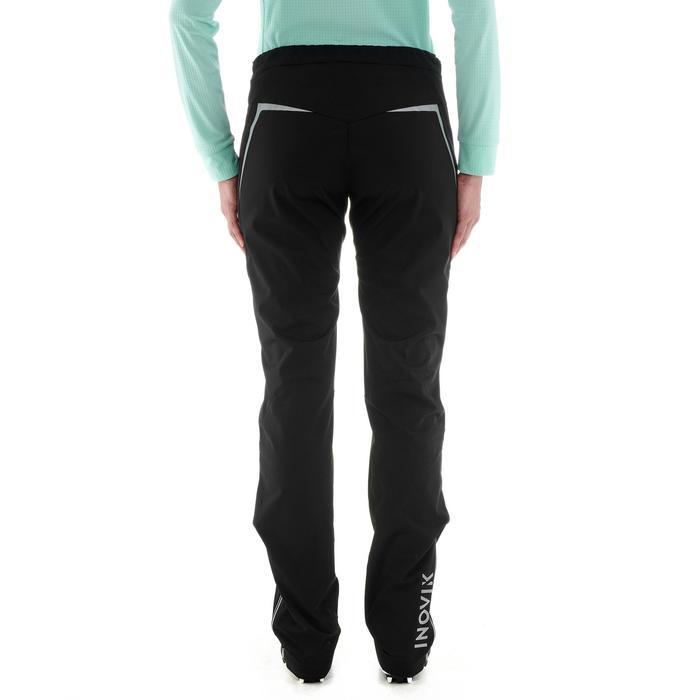 Pantalón de esquí de fondo mujer XC S PANT 500 negro