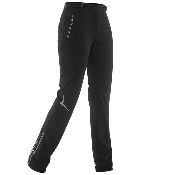Hose Langlauf XC S 500 Damen schwarz