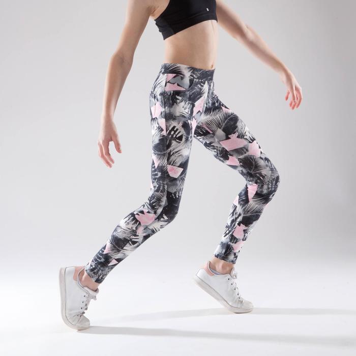Legging imprimé danse fille - 1349652